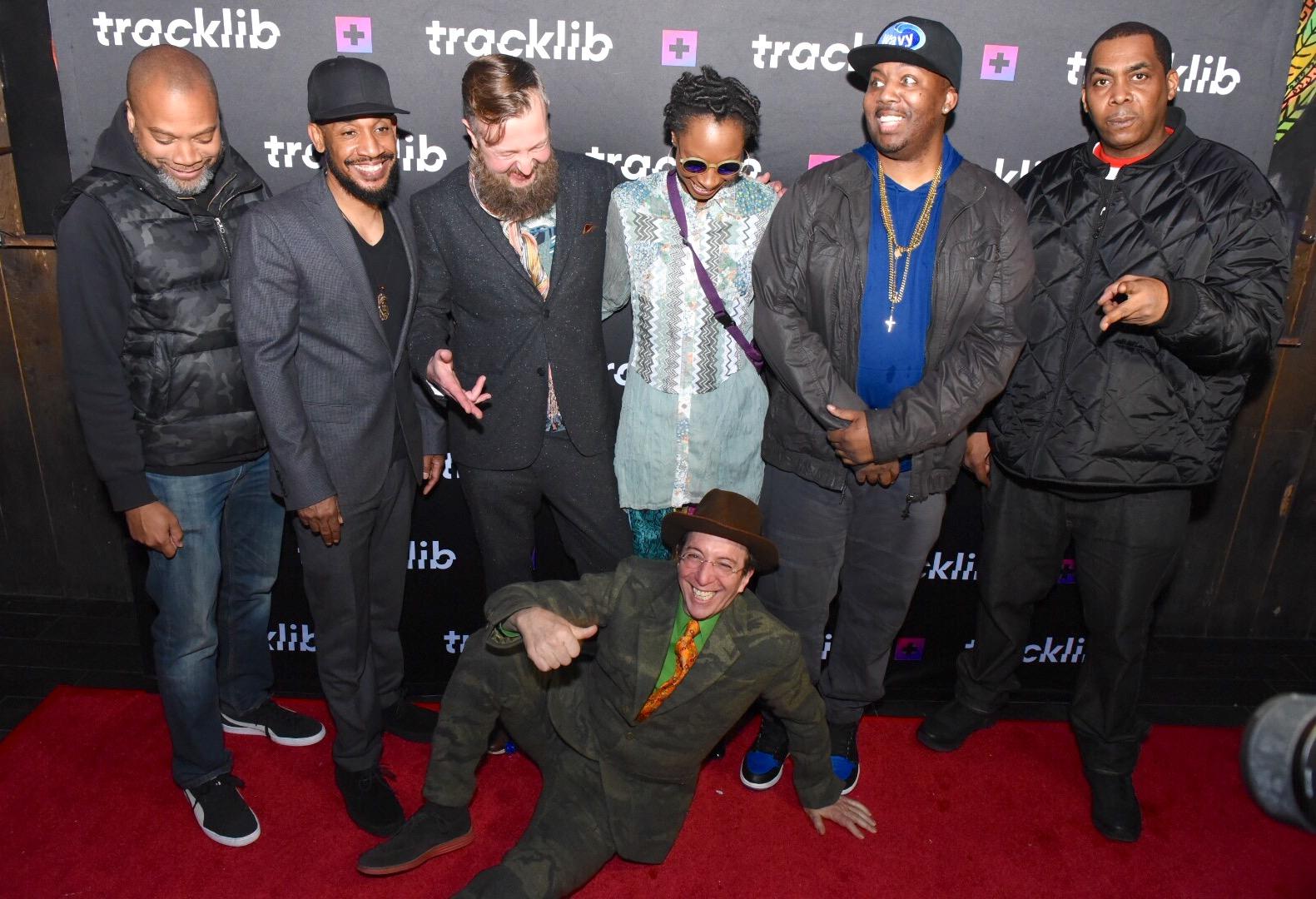 Recap of Tracklib NYC Launch Party - Urban Magazine