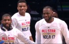 Best Reactions From The All-Star Game