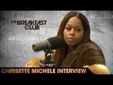 Chrisette Michele Talks Trump's Inauguration &  Spike Lee