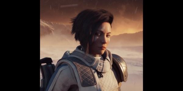Destiny 2 Expansion II: Warmind Prologue Cinematic