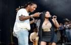 Future Brings Out Nicki Minaj & Young Thug at Meadows Festival!