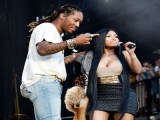 Future Brings Out Nicki Minaj & Young Thug at Meadows Festival!