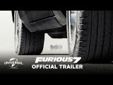 Official Trailer: Fast and Furious 7