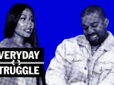 Kanye Subbing Jay? Nicki Minaj Feeling Pressure? Eminem Ruining His Legacy?