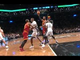 LeBron No-Look Pass to Kyrie vs. the Nets