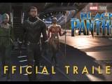 Marvel Studios' Black Panther – Official Trailer