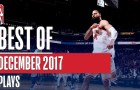 NBA: Best Plays of the Month | December 2017