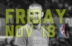 NBA Daily Show: Nov. 18 – The Starters
