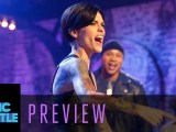 """Ruby Rose syncs """"Bitch"""" by Meredith Brooks 