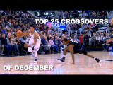 Top 25 Crossovers And Handle Of The Week! (12.25.26 to 12.31.16)