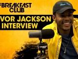 Trevor Jackson on The Breakfast Club