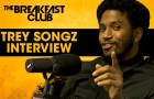 Trey Songz Digs Into Nicki Minaj, Talks Relationship With Drake