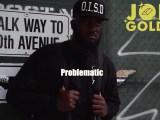 Visual: J. Manifest0 – Problematic