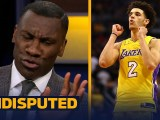 What LaVar Ball Doing Too Much | UNDISPUTED