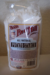 Potato Starch, old school and very cool