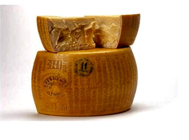 Parmigiano-Reggiano, the King of Cheese