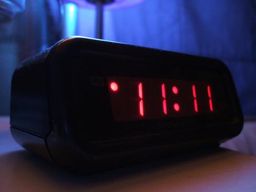 Resultado de imagen de 11:11 clock