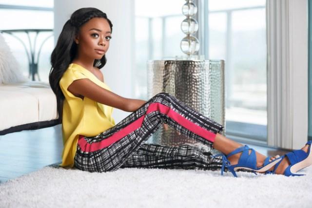 skai jackson shoot2410 How Skai Jackson Went From Disney Channel Star to Viral Sensation