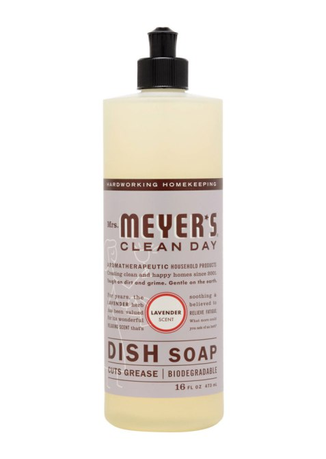 STYLECASTER | Random Beauty Questions | Mrs. Meyer's Dish Soap