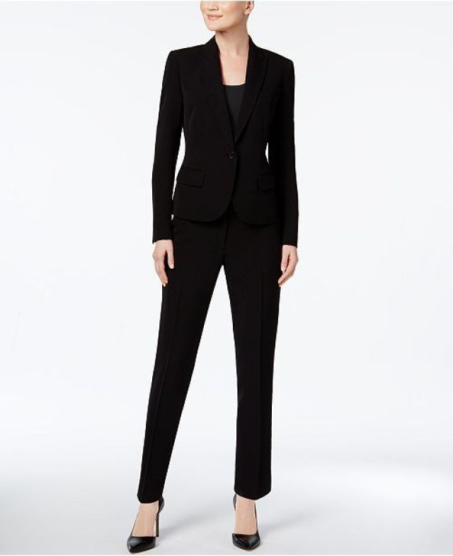 STYLECASTER   Power Suits Are 2019's Favorite Way to Dress Up