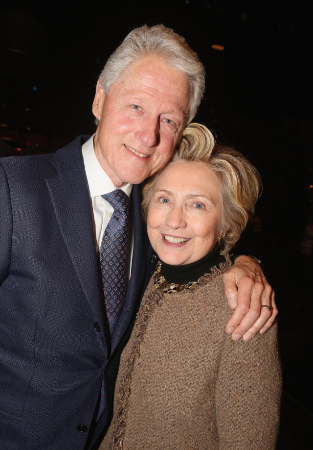 STYLECASTER | Celeb Cheating Scandals | Bill and Hillary Clinton