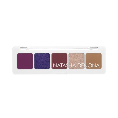 natashadenona lila palette stylecaster 1 Jewel Toned Eyeshadow is the Must Have Missing From Your Winter Makeup Routine
