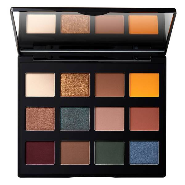 nyx rebel palette stylecaster Jewel Toned Eyeshadow is the Must Have Missing From Your Winter Makeup Routine