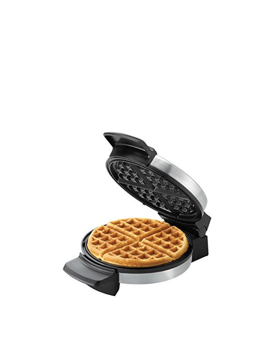 Esta waflera te permitira cocinar recetas saludables de la mas alta calidad