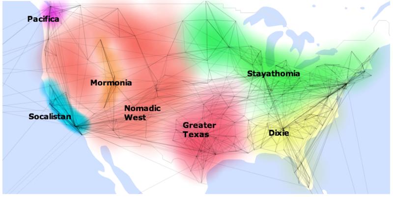 Pete Warden's Map