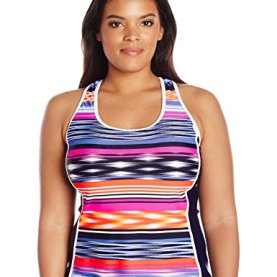 Sporty Swimsuit Tankini Top
