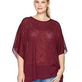 Scoop neck Caftan Blouse