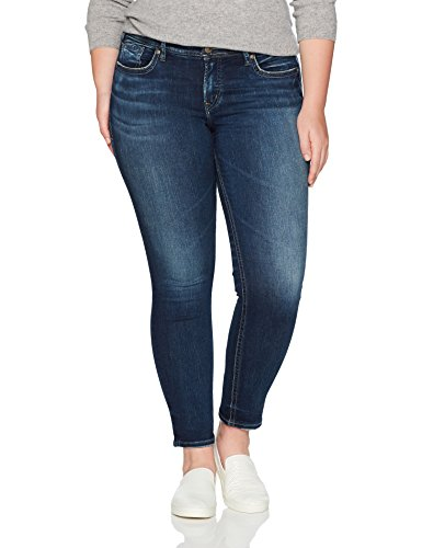 Fit Mid Rise Skinny Jeans