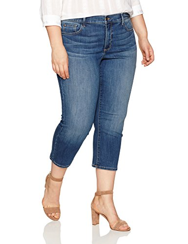 Marilyn Relaxed Capri Jeans