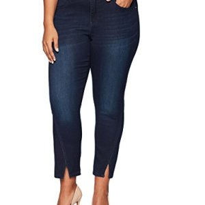 Skinny Jean With Twisted seams