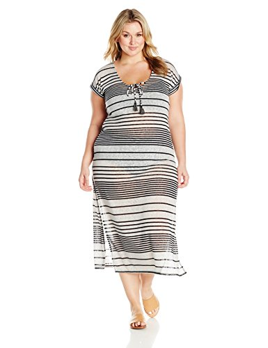 Swimwear Woven Maxi Cover Up