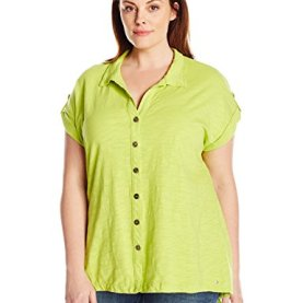 Women's Plus-Size Swing Shirt