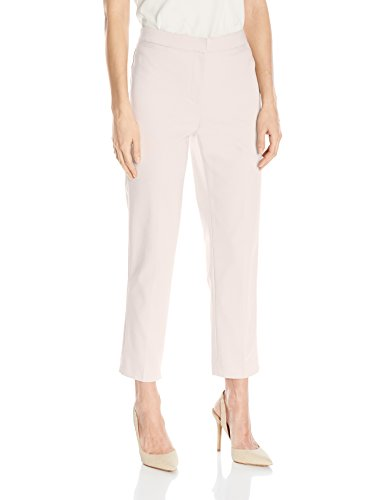 Fly Front Stretch Ankle Pant