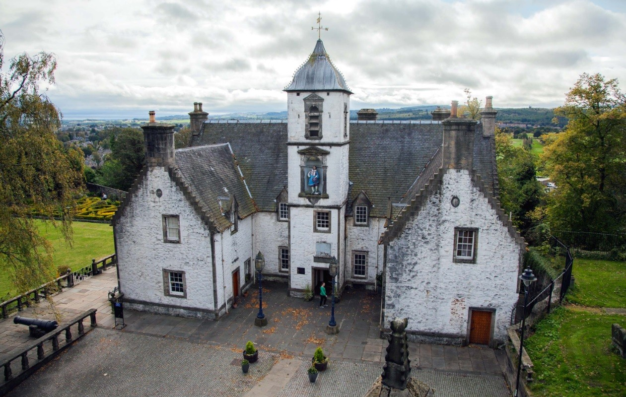 Fundraising Drive Launched To Save 17th Century Stirling