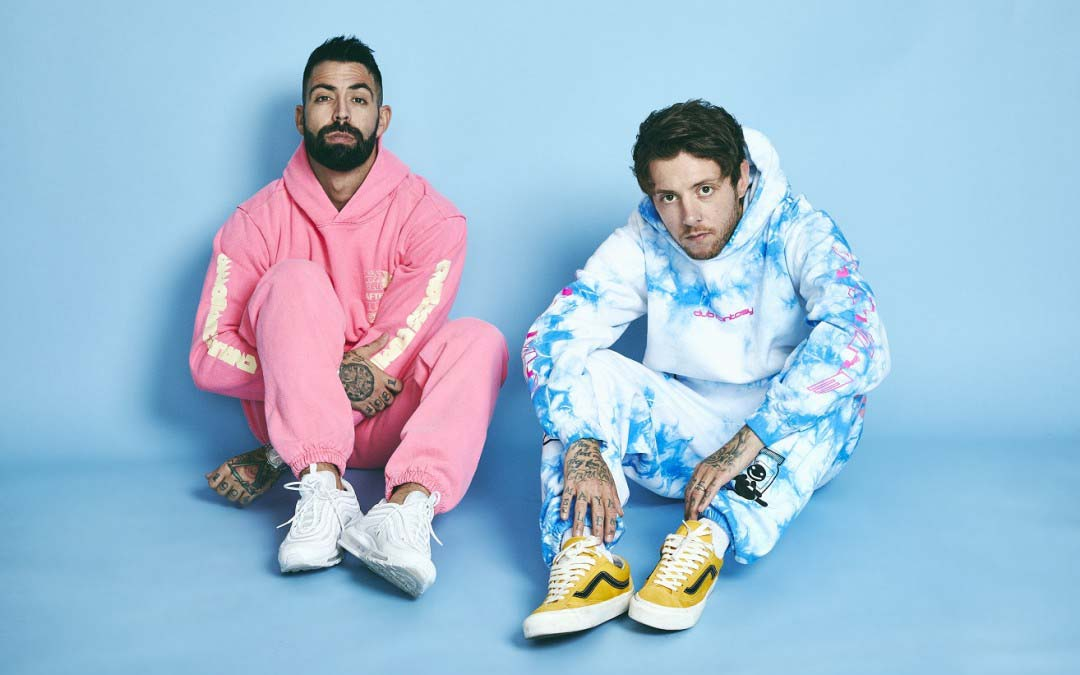 BREATHE CAROLINA ANNOUNCE NEXT SINGLE FROM FORTHCOMING ALBUM DEADTHEALBUM; 'LIKE THIS'