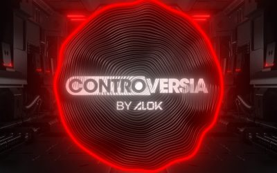 ALOK'S CONTROVERSIA READIES IT'S FIRST ARTIST COMPILATION SHOWCASE WITH 15 STUNNING TRACKS