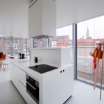 Kitchen van appartement Urban Residences Maastricht