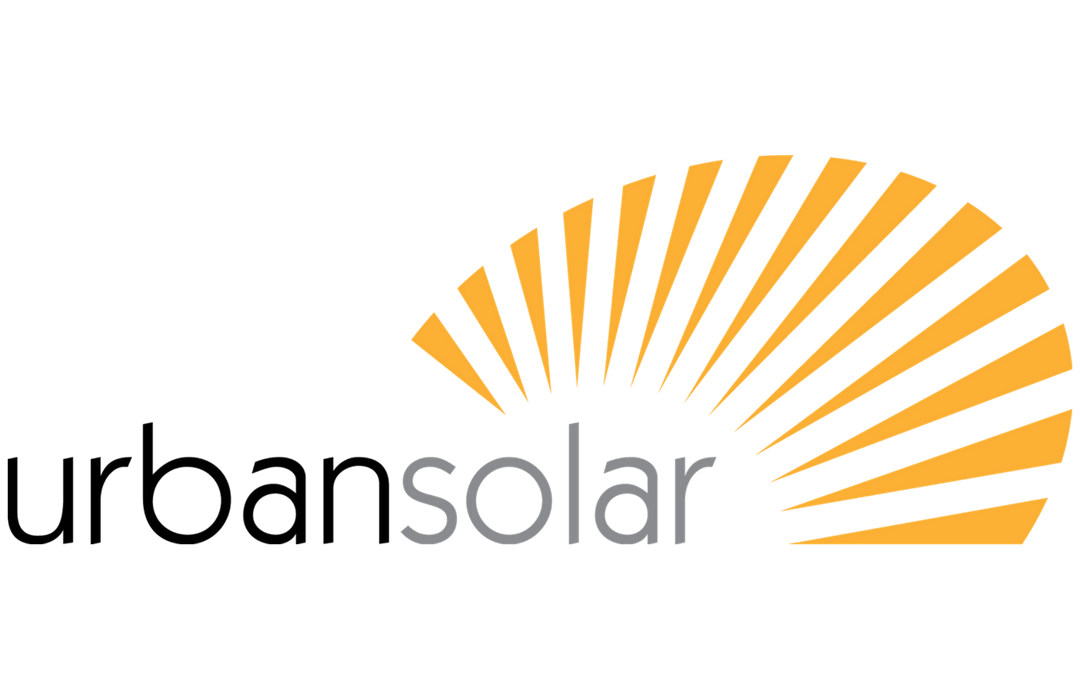 Urban solar cop solar lighting Logo trans