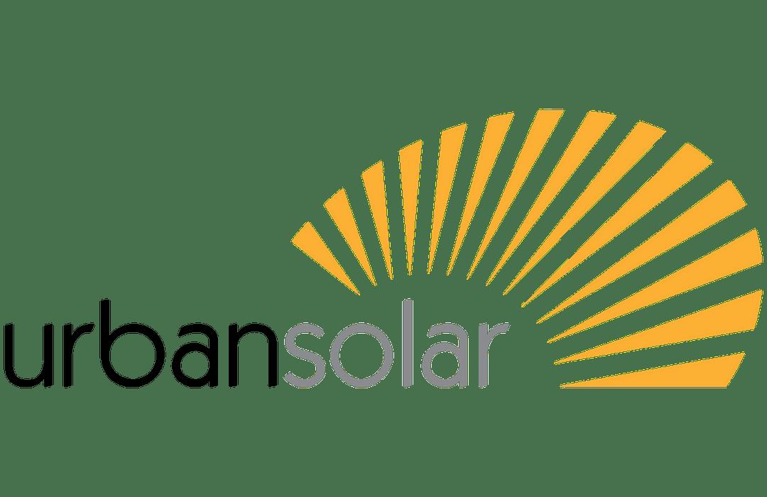 Urban solar cop solar lighting Logo trans