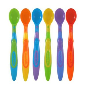 kitchen ready for baby - long necked spoons