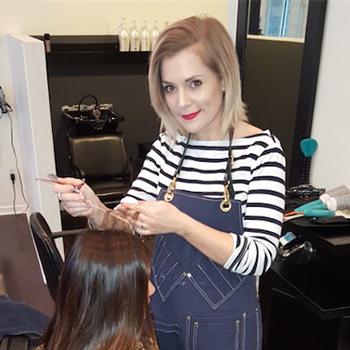 Hair & Beauty Expert, Erica Wearing