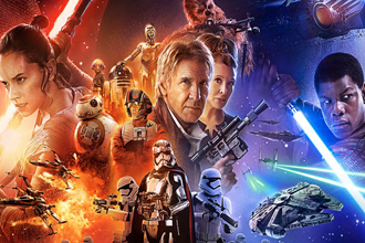 Star Wars: The force awakens – mama approved for older kids