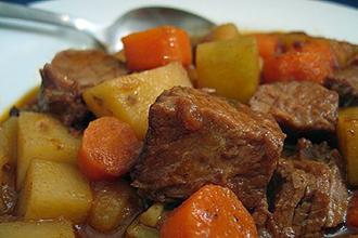 Beefy Irish Stew
