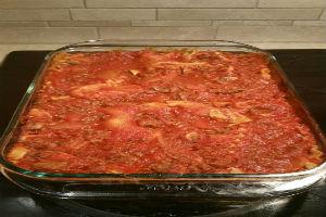 Delicious Dairy-Free Lasagna