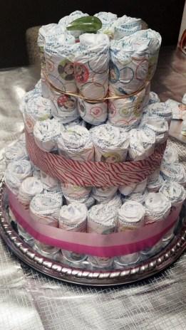 6 cake base