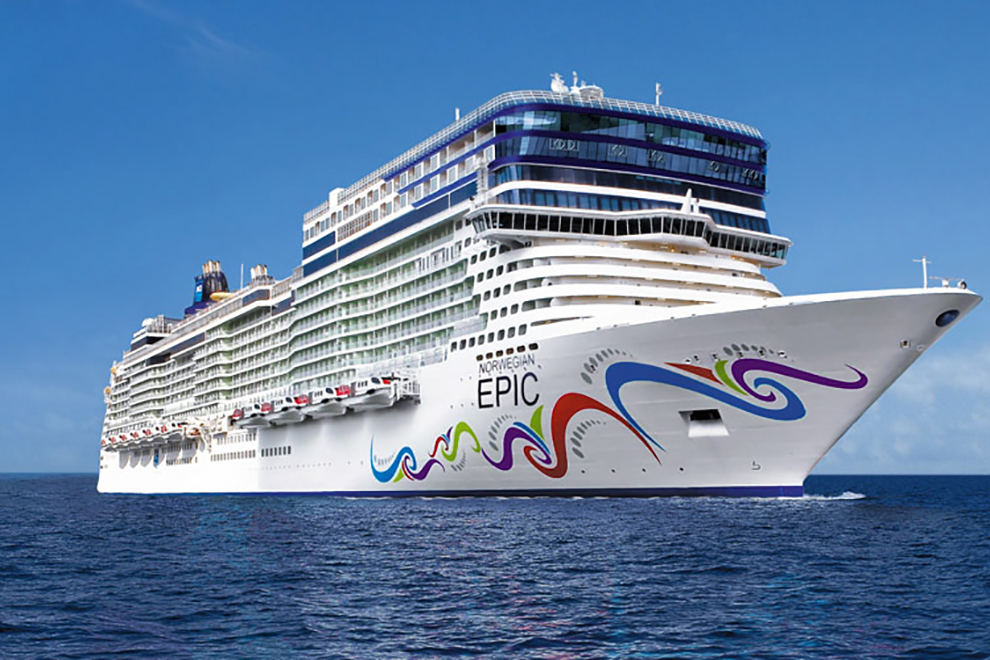 Gone cruising: A review of Norwegian Epic